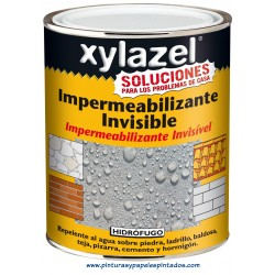 IMPERMEABILIZANTE INVISIBLE HIDRÓFUGO