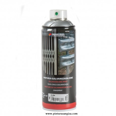 SPRAY MTN ZINC BRILLANTE