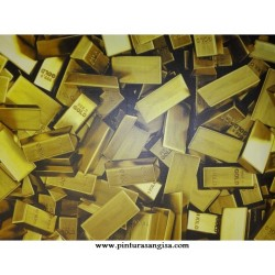PAPEL PINTADO GOLD