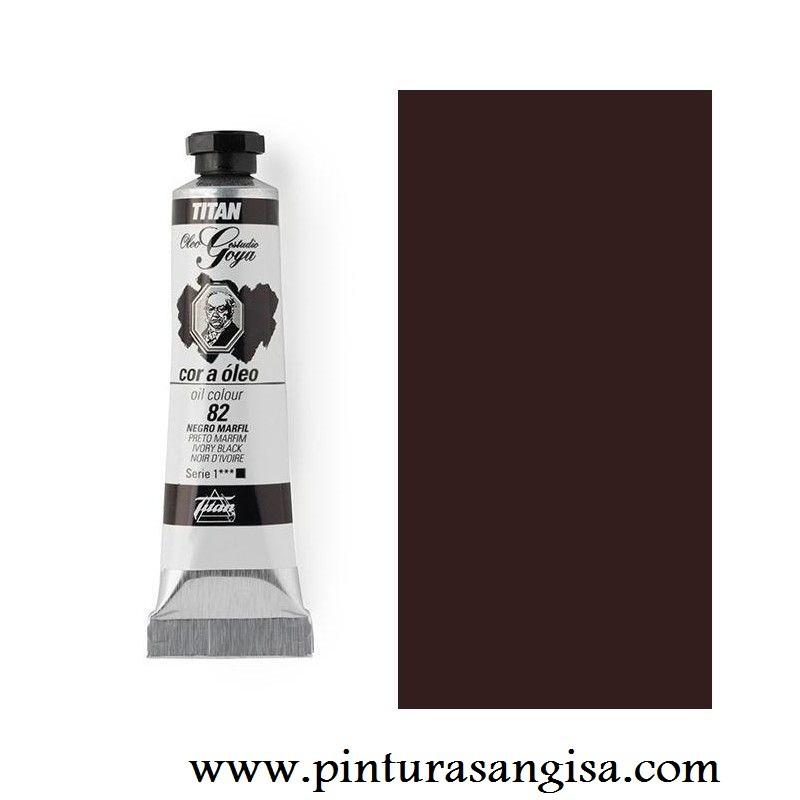 Oleo titan goya negro marfil pinturas y papeles pintados pinturas angisa - Titan antihumedad ...